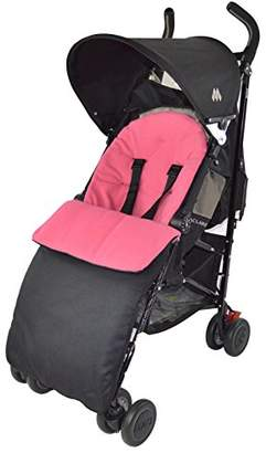 Hauck Footmuff/Cosy Toes Compatible with Dark Pink