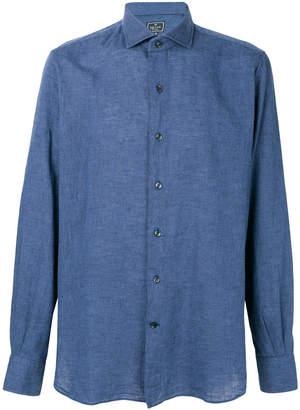 Orian plain button down shirt