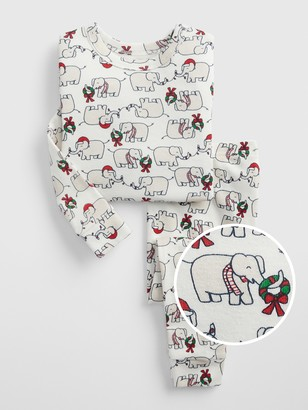 Gap babyGap Elephant PJ Set
