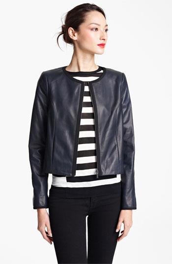 Jason Wu Nappa Leather Jacket