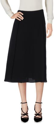 BOSS BLACK 3/4 length skirts $178 thestylecure.com