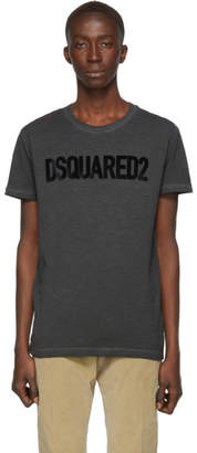 DSQUARED2 Grey Chic Dan T-Shirt