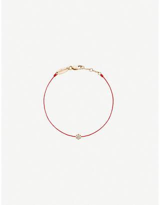 Rosegold The Alkemistry Redline 18ct rose-gold and diamond bracelet