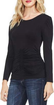 Vince Camuto Cinched Bodice Top