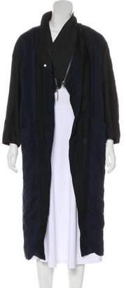 Ilaria Nistri Longline Jacket