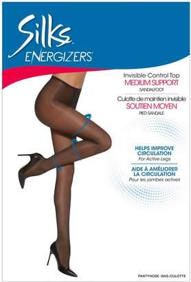 2cf91f1582c8c Silks Energizer Support Reinforced Pantyhose