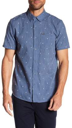 Volcom Gladstone Short Sleeve Modern Fit Shirt