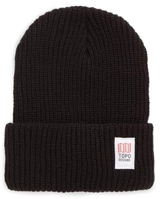 Topo Designs Topo Designers Heavyweight Knit Cap
