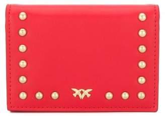 Pinko studded cardholder