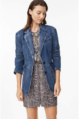 Rebecca Taylor La Vie Classic Denim Jacket