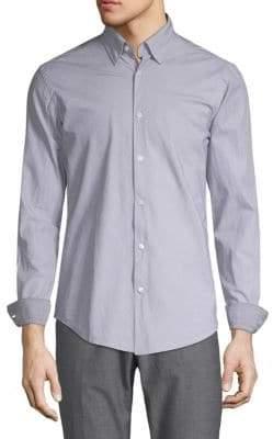 HUGO BOSS Rodney Striped Shirt