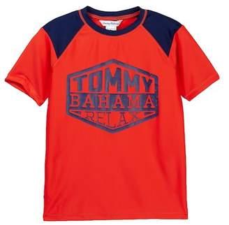 Tommy Bahama CB Short Sleeve Rashguard (Big Boys)