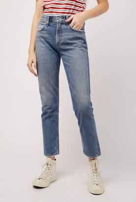 A Gold E Cigarette Straight Jean