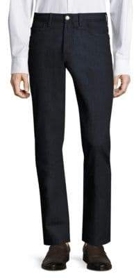 Brioni Stelvio Straight-Fit Jeans