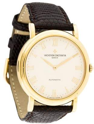 Vacheron Constantin Traditionnelle Watch