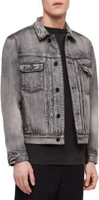 AllSaints (オールセインツ) - ALLSAINTS Bohmer Classic Fit Denim Jacket