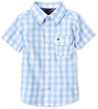 Tommy Hilfiger Toddler Boys) Ryan Plaid Shirt