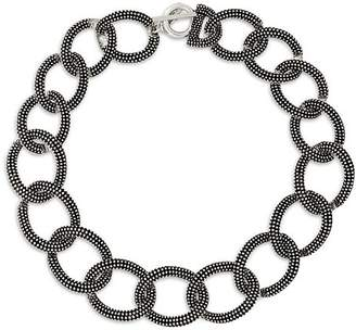"""The Kooples Linked Chain Toggle Necklace, 21.6"""""""