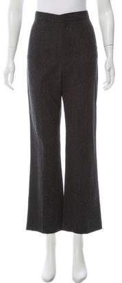Creatures of Comfort High-Rise Wide-Leg Pants