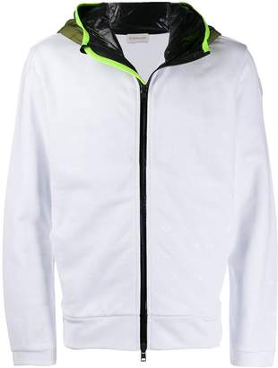 Moncler hooded sweatshirt