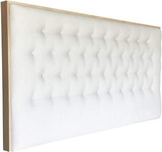 Cornermill Bed Heads Morwen Bed Head, IvoryLP3 Single
