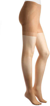 Via Spiga Flawless Finish Control Top Tights - Women's