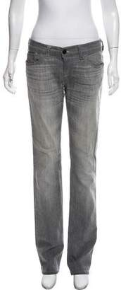 Diesel Liv Low-Rise Jeans