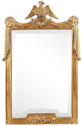 One Kings Lane Vintage 1930s Federal-Style Eagle Mirror