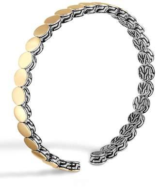John Hardy Dot Flex Cuff Bracelet Size M