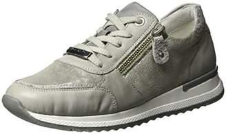 Femmes Chaussures De Sport R7002 Bas-top, Gris, 6 Fr Remonte