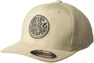 Rip Curl Men's Rc Crew Flexfit Hat