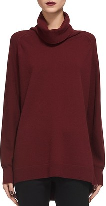 Whistles Cashmere Cowl-Neck Sweater $300 thestylecure.com