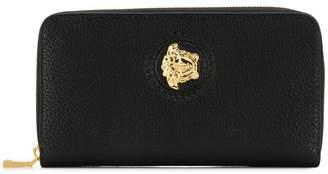 Versace Medusa plaque wallet