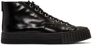 Adieu Black Type W.O. High-Top Sneakers