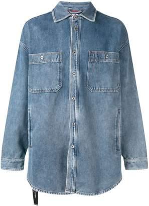 Diesel D-Loren shirt jacket