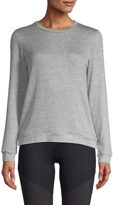 Maja Body Language Racer-Back Sweatshirt