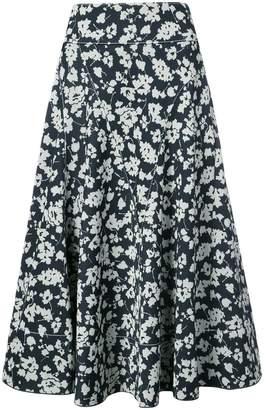 Derek Lam Flare Skirt