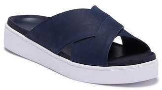Vionic Lou Platform Slide Sandal