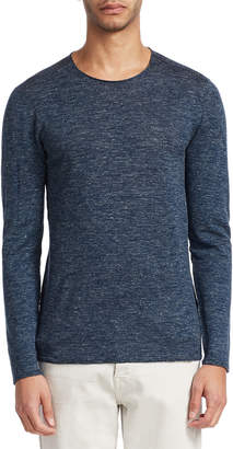 John Varvatos Collection Crew Neck Sweater