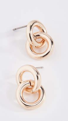 Shashi Gemma Earrings