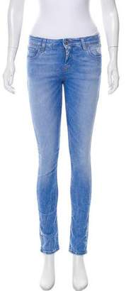 IRO Fitté Mid-Rise Jeans w/ Tags