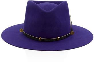 Nick Fouquet Purpure Felt Hat