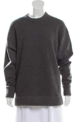 Jason Wu Scoop Neck Heavyknit Sweater