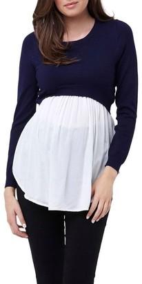 Babydoll Nursing Sweater