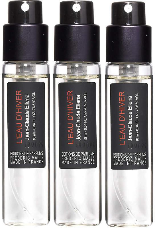 Frédéric Malle L'Eau d'Hiver eau de parfum 3 x 10ml