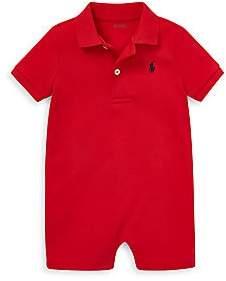 Ralph Lauren Baby Boy's Shortall