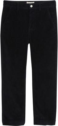 Everlane The Corduroy Straight Leg Crop Pants