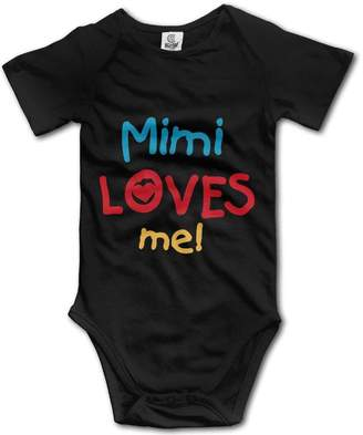 Pillow Hats Cute Baby Mimi Loves Me and Gifts Romper Jumpsuit