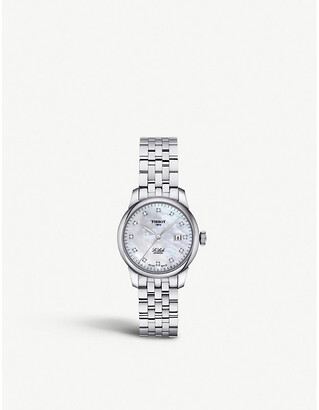 Tissot T006.207.11.116.00 Le Locle diamond