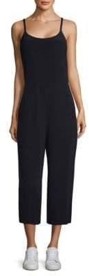 Eileen Fisher Crinkle Crepe Cami Jumpsuit